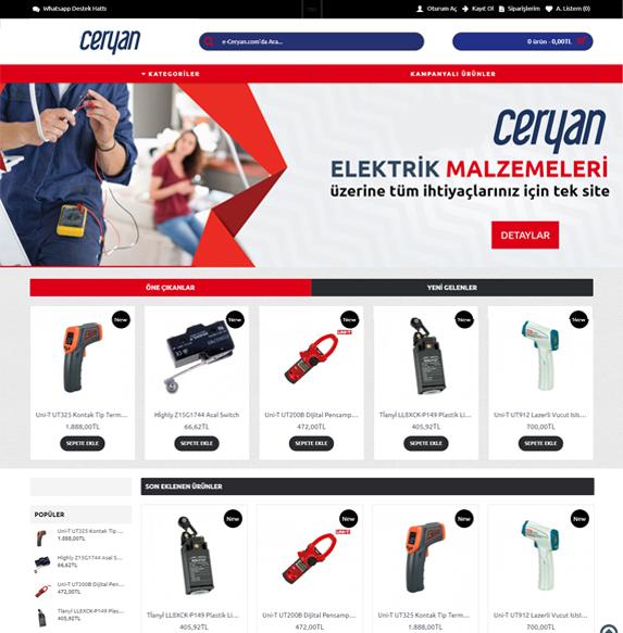Elektirikçi Ürünleri