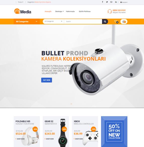 Kamera Satış Dükkanı