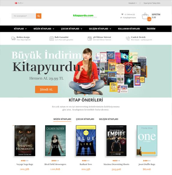 Kitap & Dergi Satışı